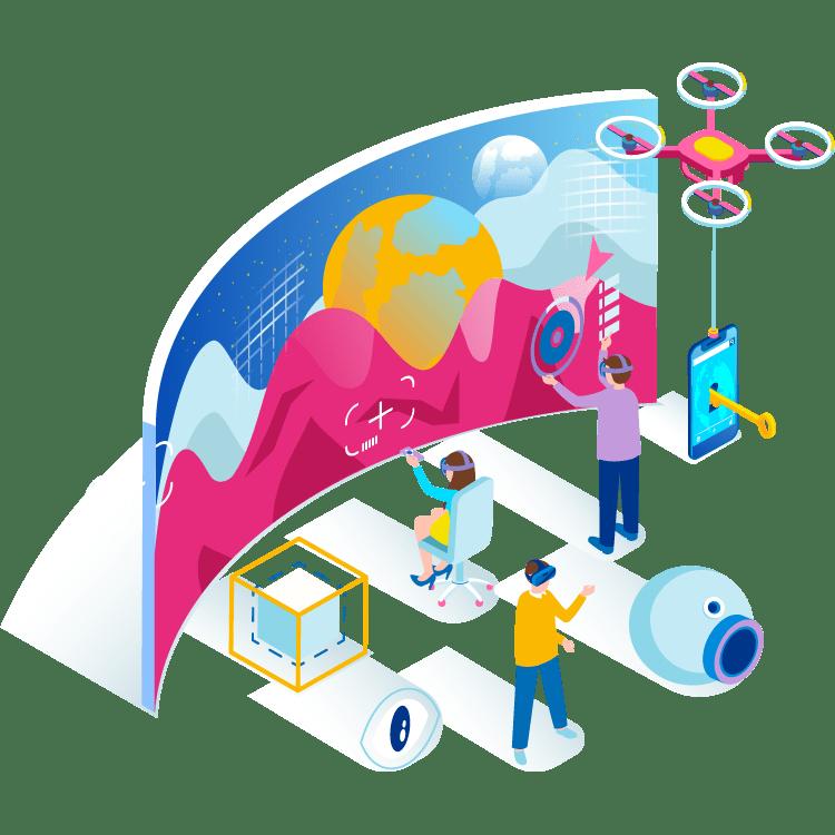 Recorridos Virtuales en e-learning